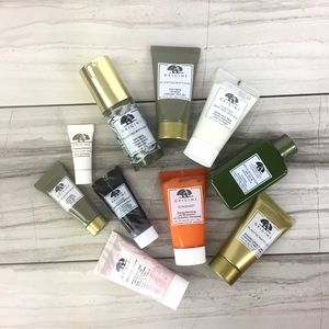Origins Skin Care Bundle Huge Lot of 10